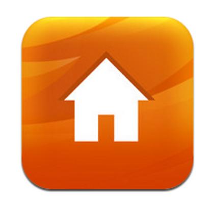 logo Firefox Home
