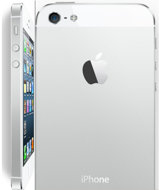 Apple : iPhone 5