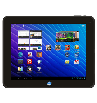 eviGroup tablette IzyTab Pro
