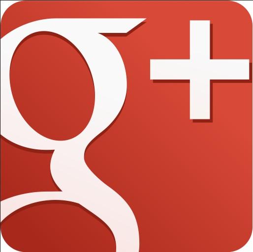 logo de Google+ réseau social