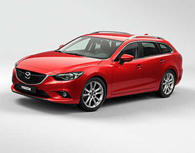 Mazda 6 modèle 2013 GPS TomTom
