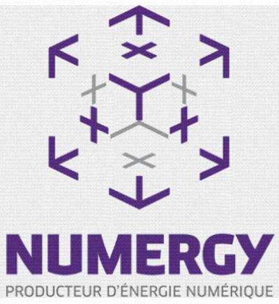 logo Numergy cloud computing SFR Bull