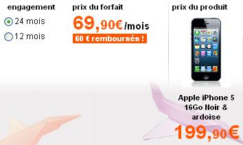 Origami Jet iPhone 5
