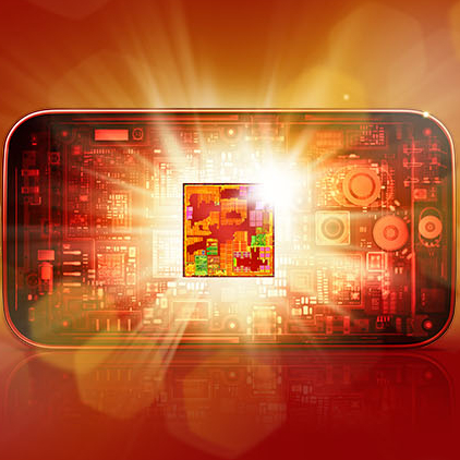 Qualcomm Snapdragon S4 IQ2012