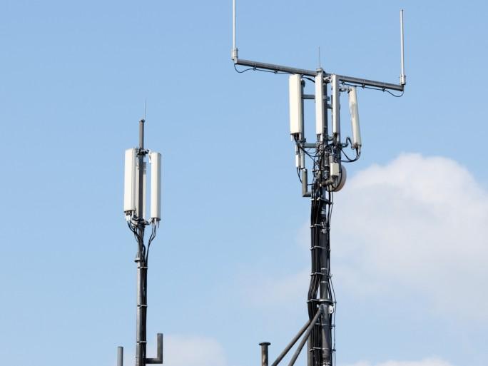 Antenne-relais à Paris