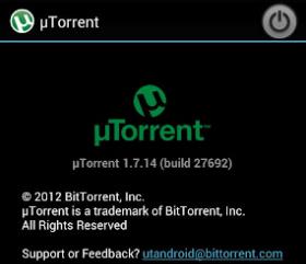 client BitTorrent pour Android