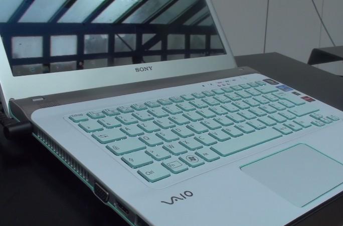 Sony VAIO Z notebook