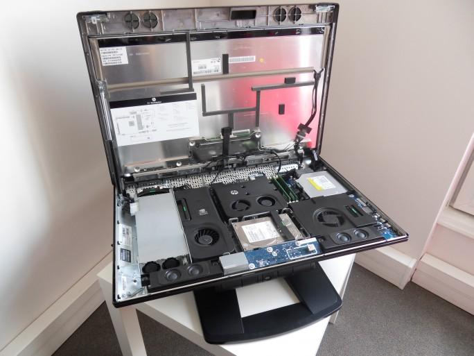 HP Z1 : station de travail