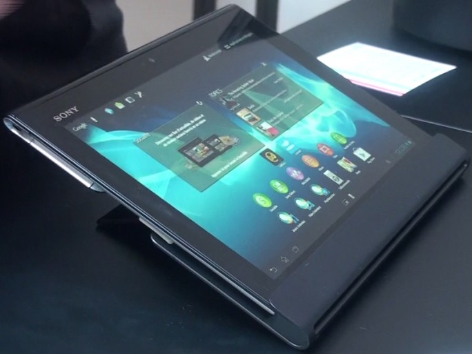tablette Sony Xperia