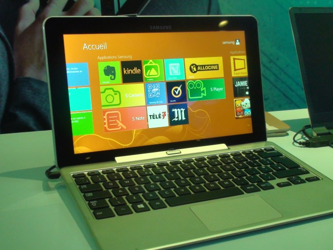 Tablettes Windows RT tarifs