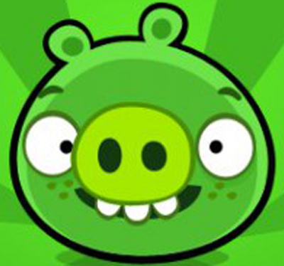 scam Angry Birds Bad Piggies