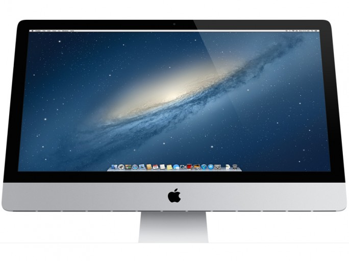 Apple iMac ordinateur de bureau Mac OS X Mountain Lion