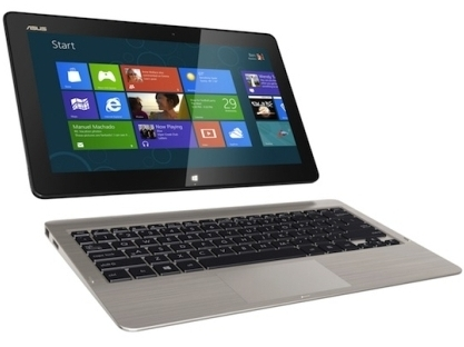 Asus Tablet 800 : convertible Windows 8