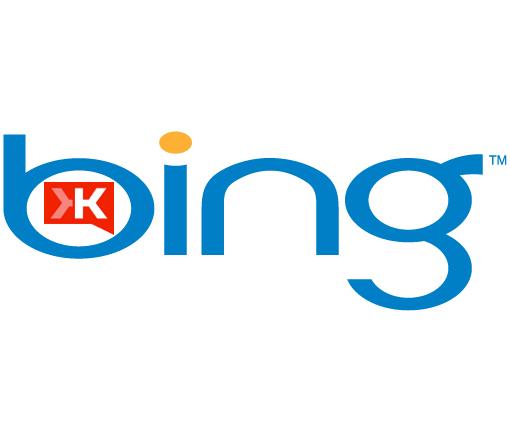 Microsoft Bing Klout