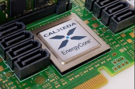 Calxeda EnergyCore processeur ARM