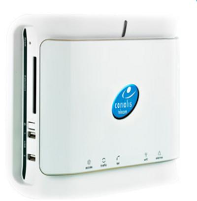 Coriolis Box offres ADSL dual play