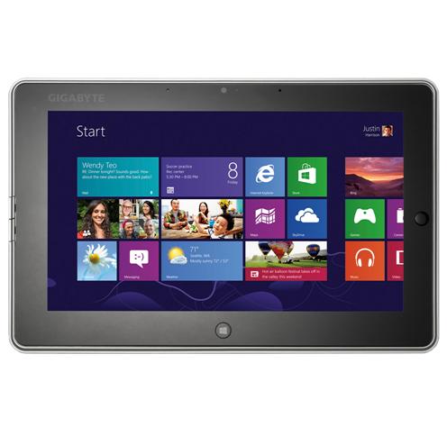 Gigabyte S1082 tablette Windows 8