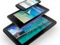 Google Nexus 4 Nexus 7 Nexus 10 smartphone tablette