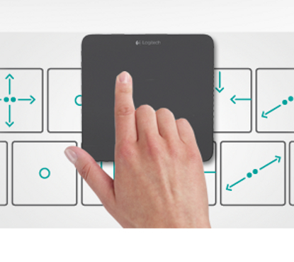 Logitech tactile Windows 8