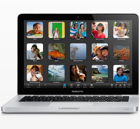 Apple : MacBook Pro Retina 13 pouces