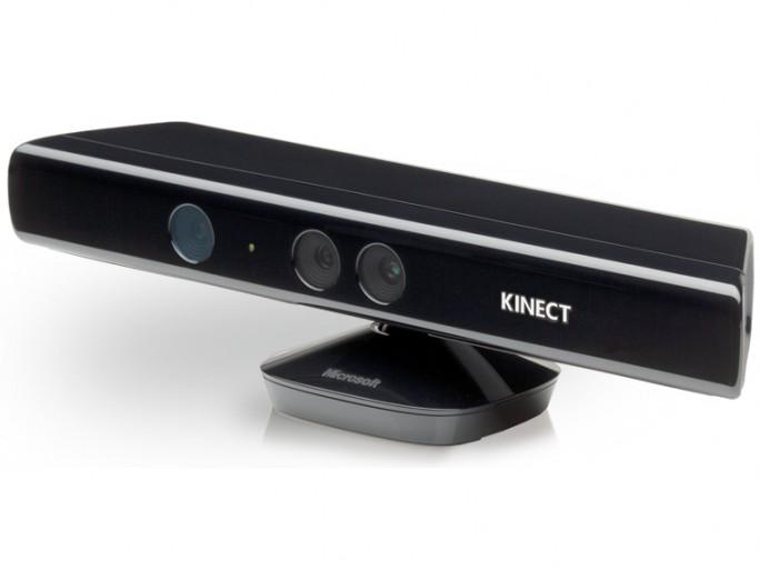 Microsoft Kinect brevets