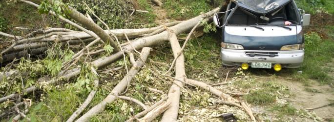 Sandy data center ouragan
