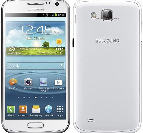 Samsung Galaxy Premier smartphone