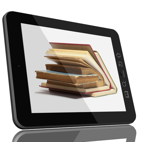 Apple iBooks livre numérique e-book éducation