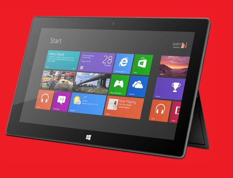 surface-microsoft-tablette-windows-RT-ARM