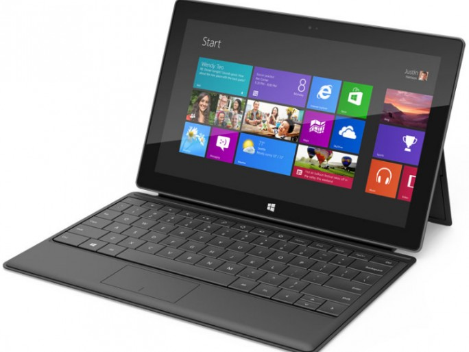 Microsoft Surface tablette Windows 8