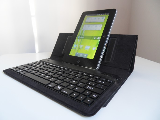Kensington KeyFolio Expert : clavier pour Android et Windows