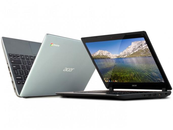 Acer Chromebook C7 Google
