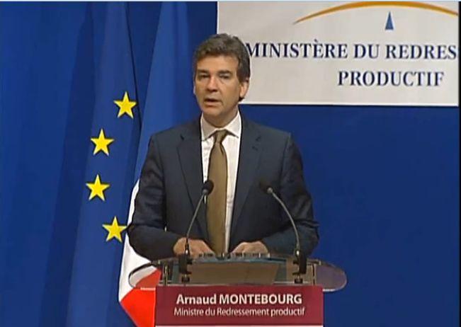 Arnaud Montebourg Dailymotion Yahoo