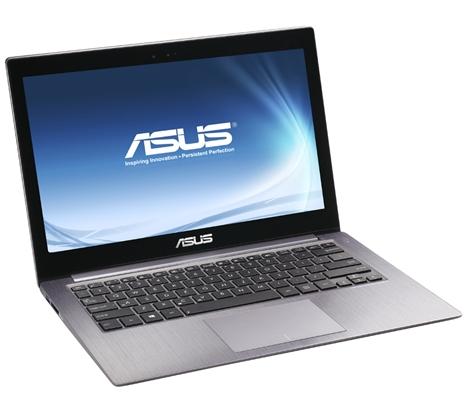 Asus Vivobook U38DT ultrathin PC portable Trinity