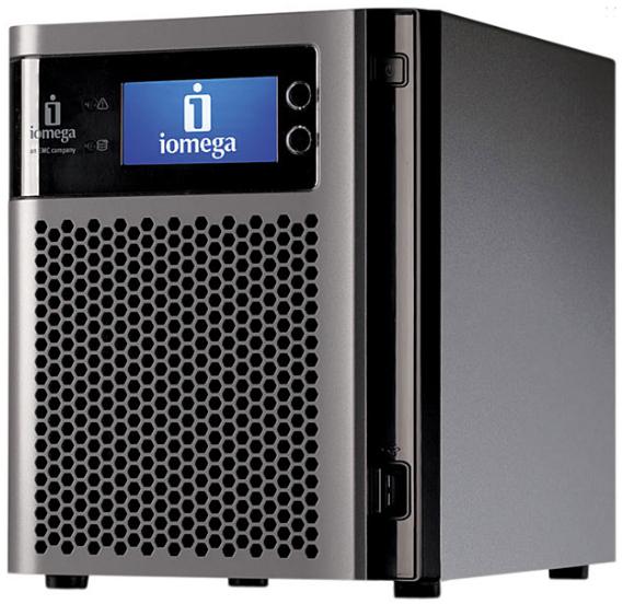 Iomega px4-300d NAS