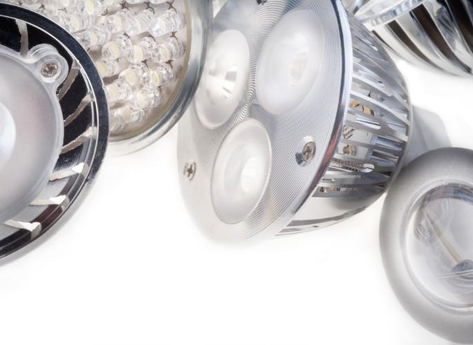 Li-Fi Light Fidelity LED technologie sans fil LeWeb'12