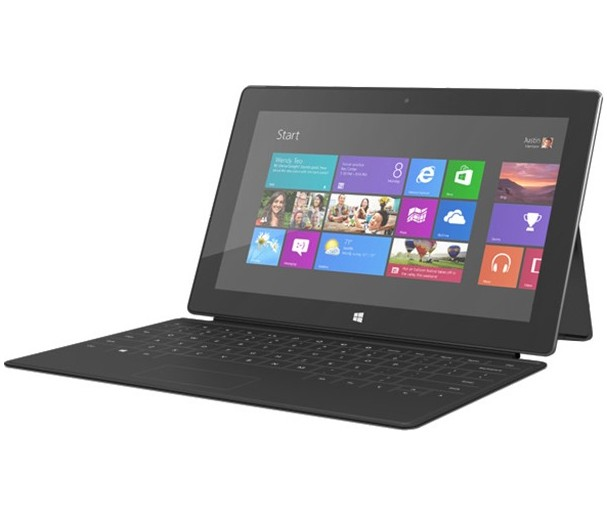 Microsoft Surface Pro tablette Windows 8