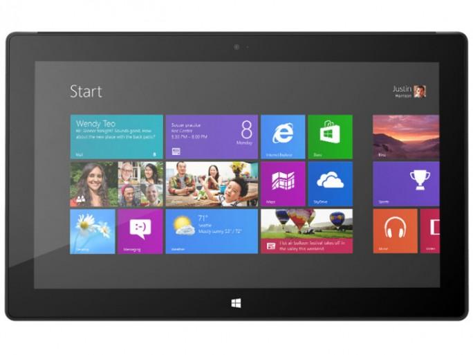 tablette Microsoft Surface Windows 8 Pro