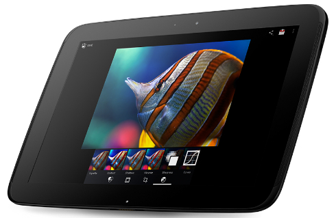 Google Nexus 10 tablette