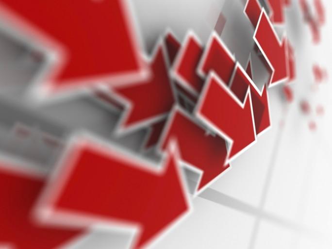 Panasonic chute Bourse marché électronique