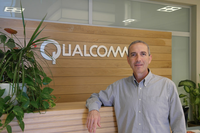 Aviv Asulin, Qualcomm Ventures