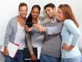 marché smartphones France 2012
