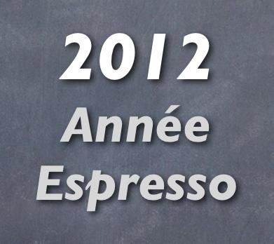 année espresso
