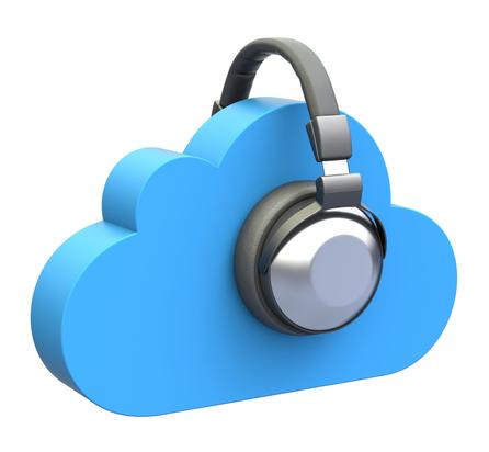 Dropbox AudioGalaxy streaming audio