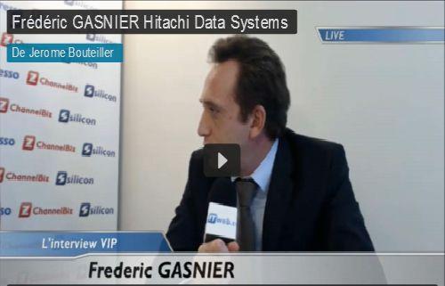 frédéric Gasnier Hitachi Data Systems