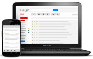 Gmail Google Sync