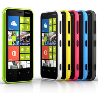 smartphone Nokia Lumia 620 Windows Phone