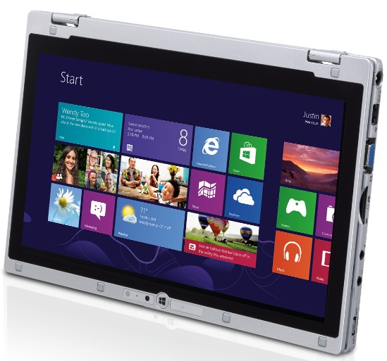 Panasonic CF-AX2 ultrabook Windows 8