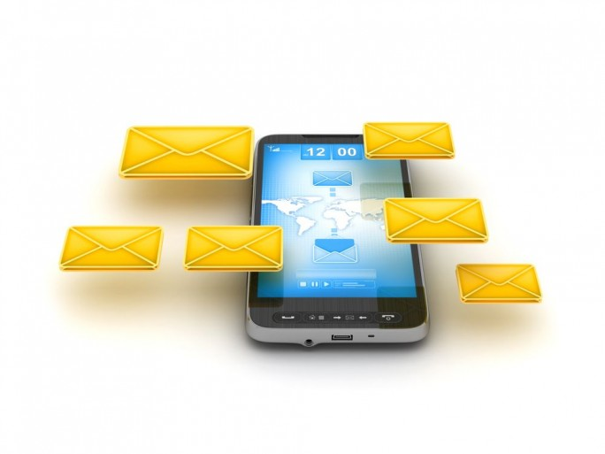 SMS messagerie instantanée