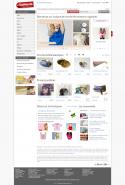 DaWanda Homepage